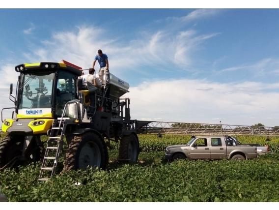 Servicio De Aplicación De Fertilizantes