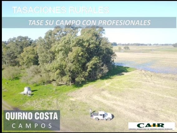 Servicio De Tasaciones Rurales En Todo El País