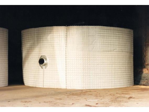 Silo De Alambre Para Interior Zucco 130 Tn