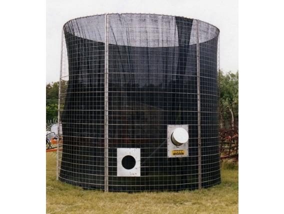 Silo Modular Zucco 194 Tn Alto 5,90 Mts