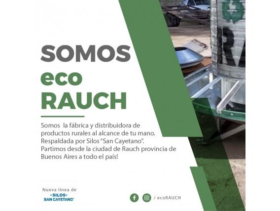 Silos Eco Rauch