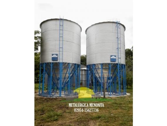 Silos Aéreos Para Fertilizante