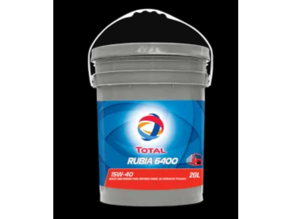 Aceite Total Rubia 6400 15W-40