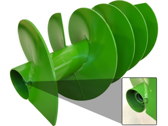 Sinfin Descarga Alternativo P/ Cosechadoras