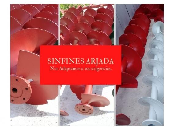 Sinfin Arjada Para Mixer Mainero, Montecor.