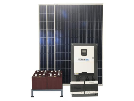 Sistemas Aislados - Pack Basico 3.0 - Conexxio Solar