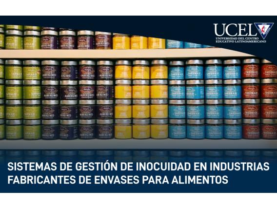 Sistemas de Gestión de Inocuidad en Industrias Fabricantes de Envases para Alimentos