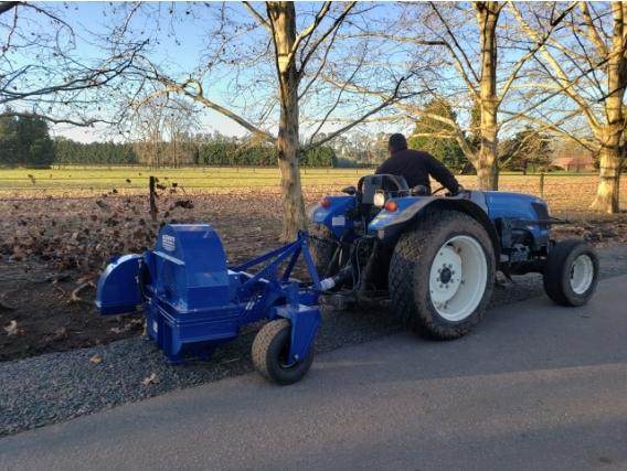 Soplador De Hojas Slp960 Para Tractor