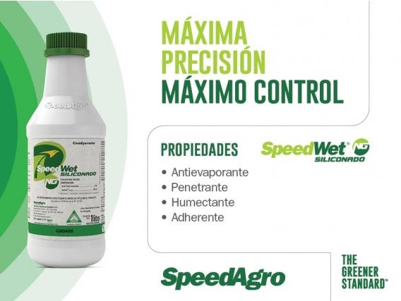 Coadyuvante SpeedWet Siliconado NG