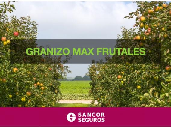 Seguro Granizo Max Frutales