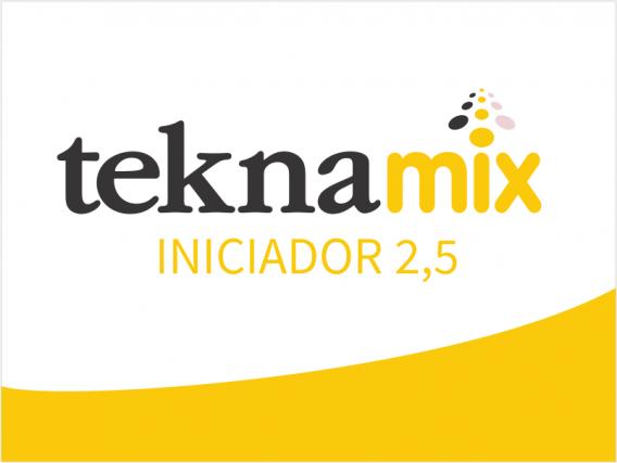 Suplemento Teknamix Iniciador 2,5%