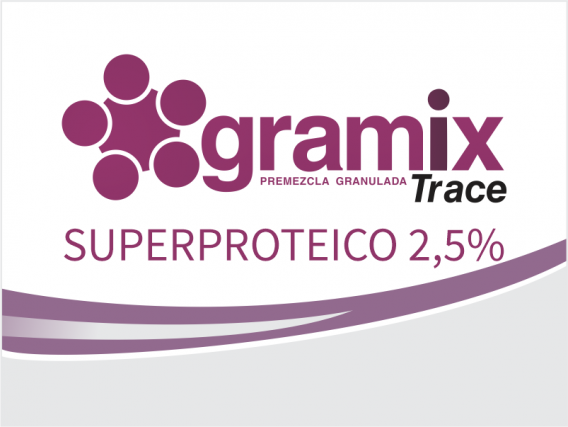 Suplemento Gramix Trace Super Proteico 2,5%