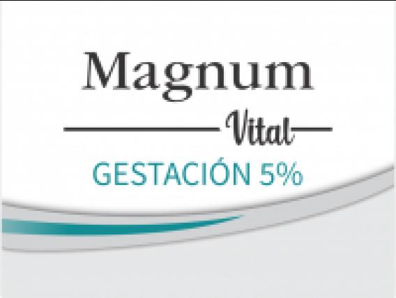 Suplemento Magnum Vital Gestación 5 %