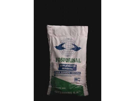 Suplemento Mineral - Fosforisal