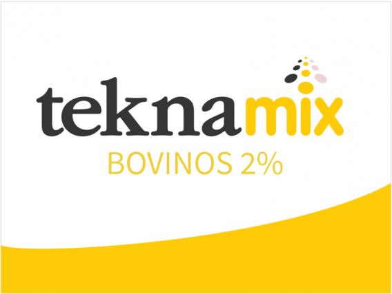 Suplemento Teknamix Bovinos 2%