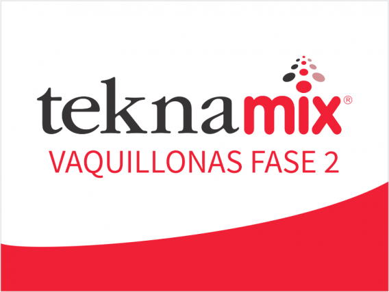 Suplemento Teknamix Vaquillonas Fase 2
