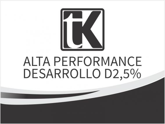 Premezcla TK Desarrollo 2,5%