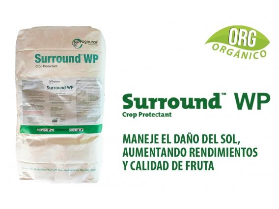 Protector Solar Surround® WP (Caolinita 95%) Agro Roca