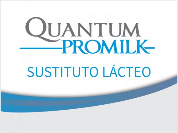 Sustituto Lácteo Quantum Pro Milk