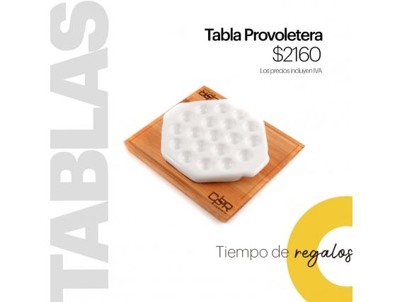 Tabla Provoletera