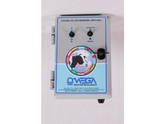 Tablero Electrónico De Control Nivel Omega