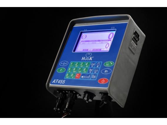 Tablet para monitor 455 ST Balanzas Hook