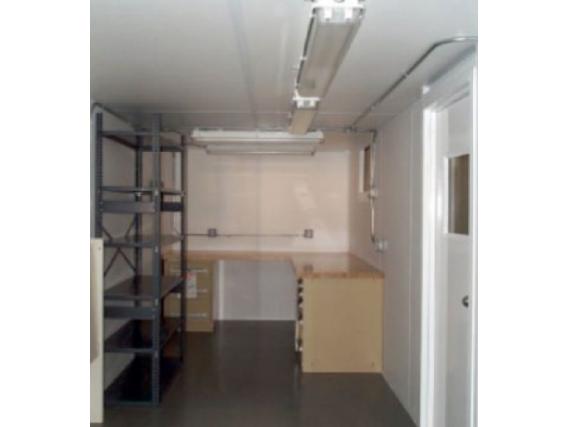 Taller En Container Box House