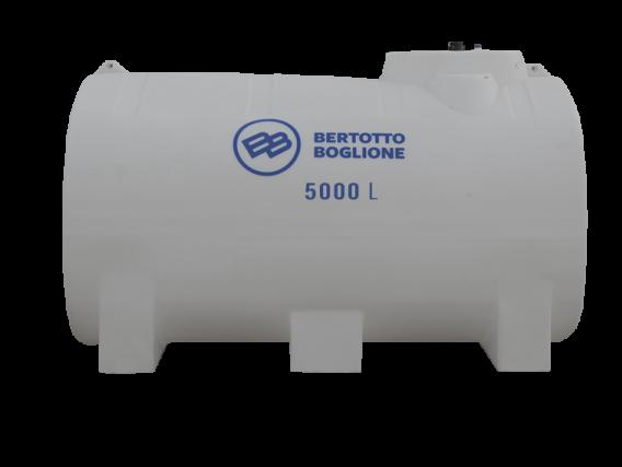 Tanque Plástico 5000L. Apto Gasoil