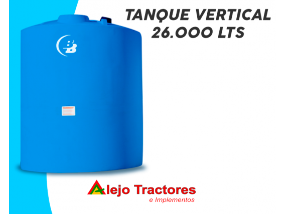 Tanque 26.000 Lts - Bertotto Boglione