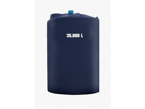 Tanque 35.000 Litros Plástico (Linea Pesada) Argenplast