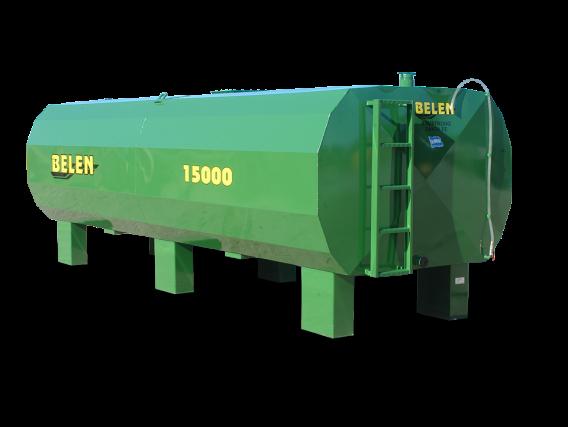 Tanque Aéreo Belen 3.000 Lts