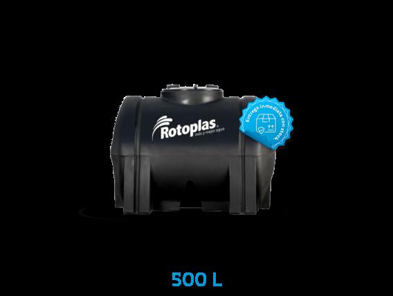 Tanque Horizontal Rotoplas 500 Litros