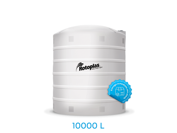 Tanque Horizontal Rotoplas 10.000 Litros