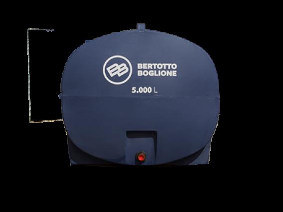 Tanque Bertotto-Boglione Plano 5.000L