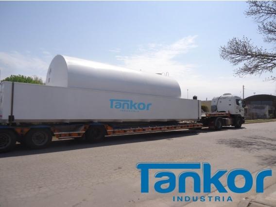 Tanque Con Batea 70.000 Litros Tankor Industria