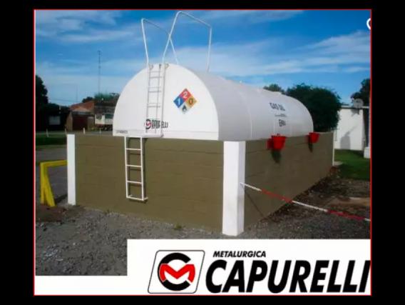 Tanque De 40.000 Lts. Capurelli