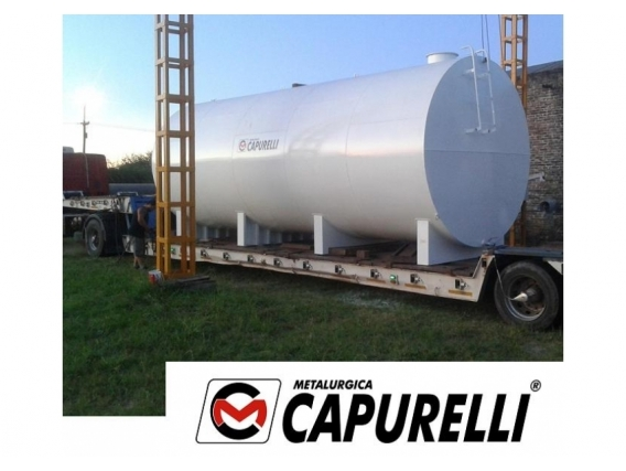 Tanque De Acero 50.000 Lts. Capurelli. Combustibles