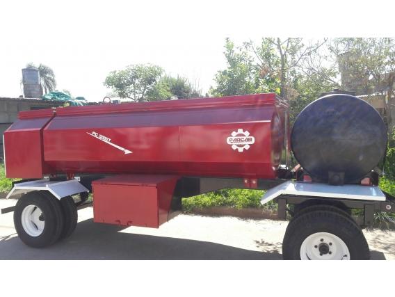 Tanque De Combustible Parcar Pc 3000 Combinado