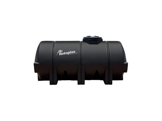 Tanque horizontal Rotoplas 3.000 litros