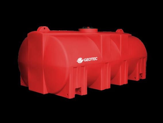 Tanque Horizontal Geotec Thc 6000 Lts.