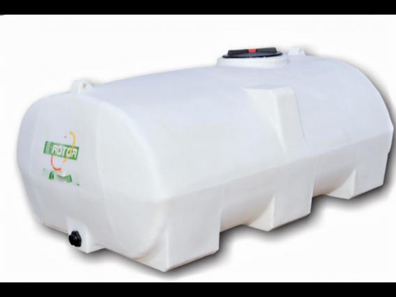 Tanque Horizontal Patas Plásticas 3000 Ls- Disponible