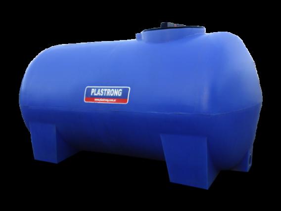 Tanque Horizontal Plastrong 1.250 litros