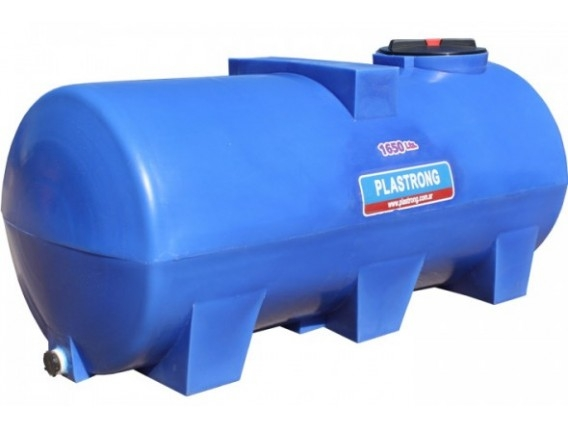 Tanque Horizontal Plastrong 1.650 L.