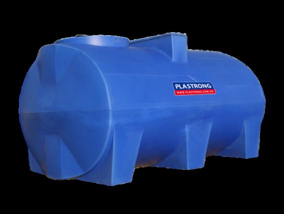 Tanque Horizontal Plastrong Ovalado 4000 L.