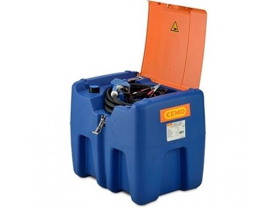 Tanque Portatil Urea / Adblue 210Lts Con Bomba 12V