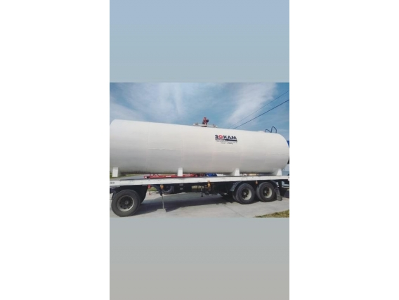 Tanque Para Almacenaje De Combustible