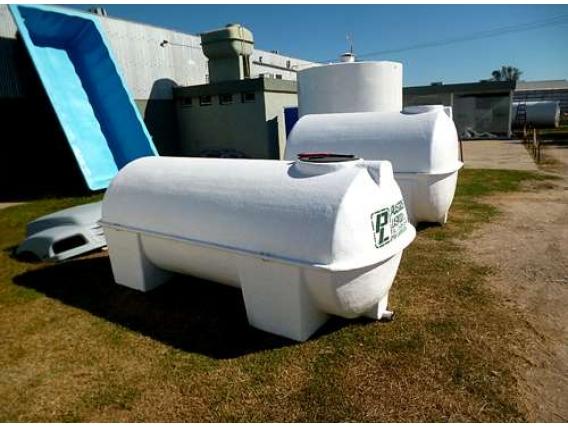 Tanque Para Leche Plásticos Laspiur 2600 L