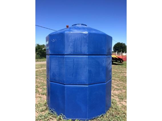 Tanque Plástico Vertical De 10000Lt