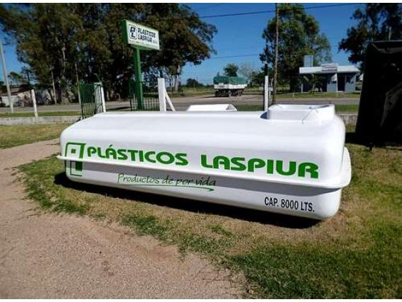 Tanque Plásticos Laspiur 8000 L