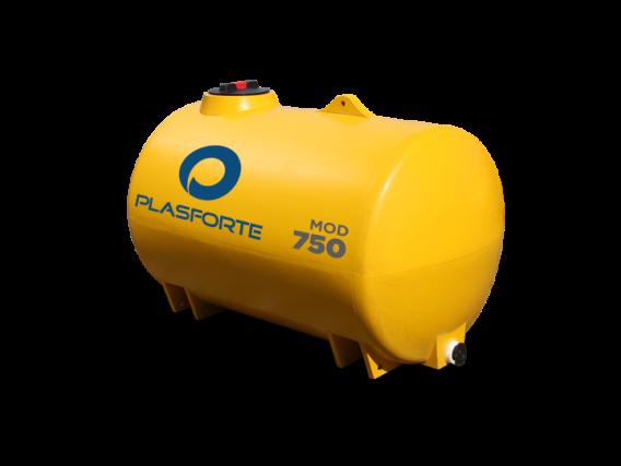 Tanque Plastico 750Lts